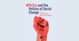 #MeToo book cover